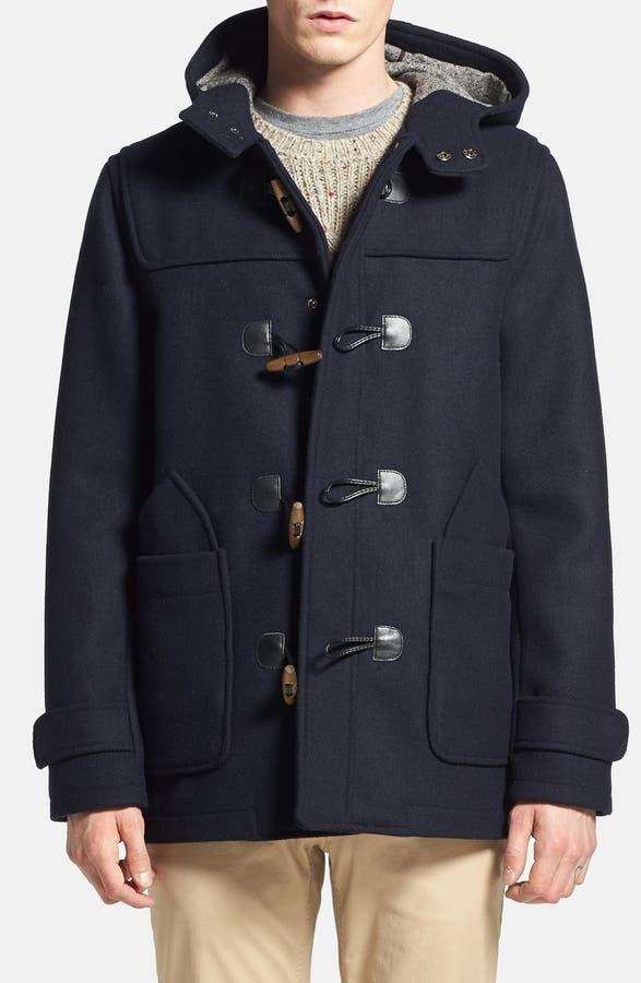 Topman Duffle Coat | Nordstrom