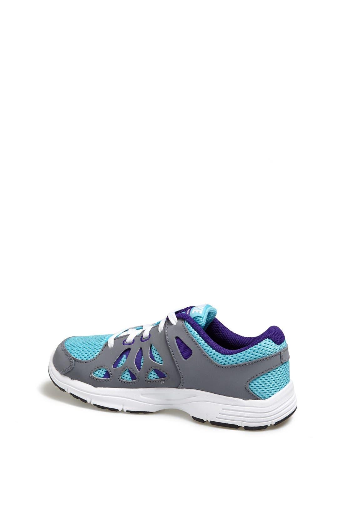 Alternate Image 2  - Nike 'Fusion Run' Athletic Shoe (Toddler & Little Kid)