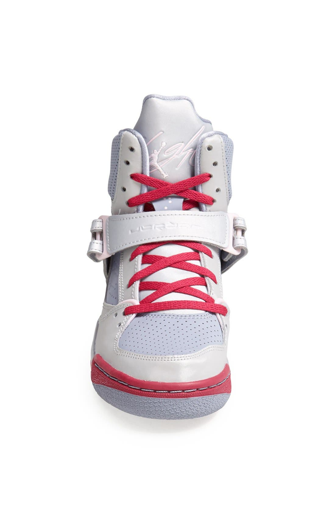 Alternate Image 3  - Nike 'Jordan Flight 45' High Athletic Shoe (Big Kid)