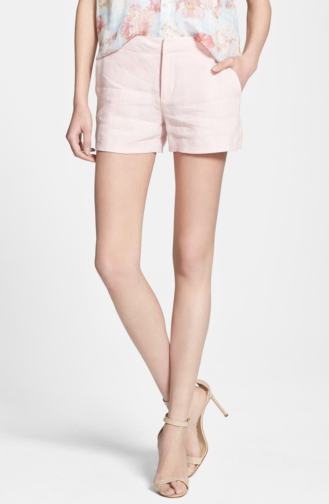 Alternate Image 1 Selected - Joie 'Leiden' Linen Shorts