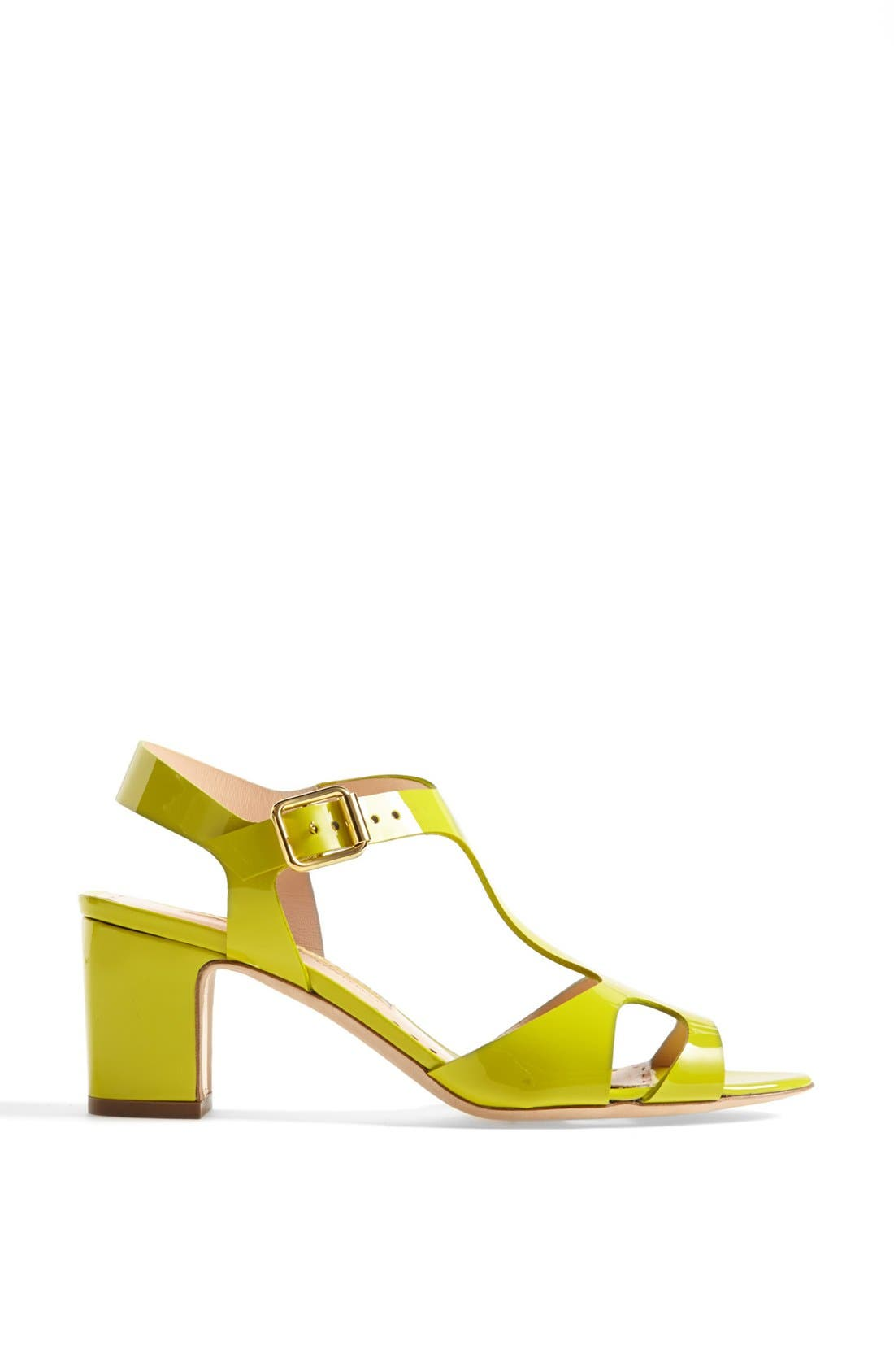 Alternate Image 4  - Rupert Sanderson 'Ischia' Patent Leather Sandal