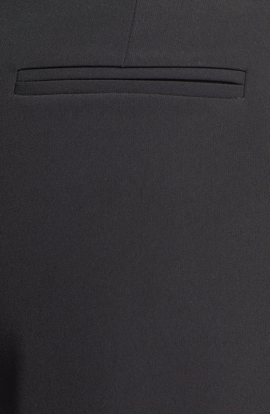 Alternate Image 3  - Halogen® Pleat Front Shorts