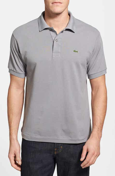 467a82a90 Lacoste L1212 Regular Fit Piqué Polo