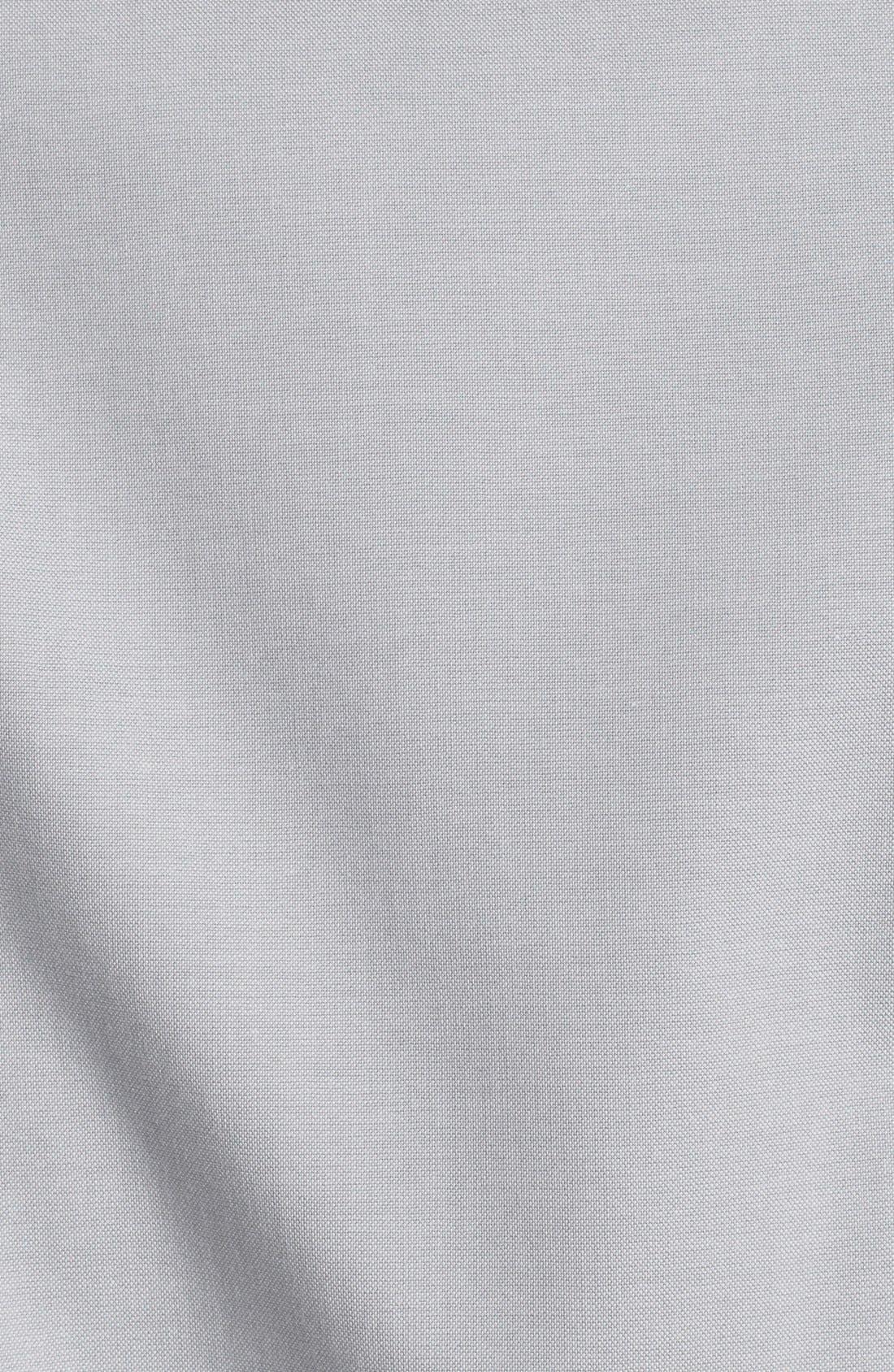 Alternate Image 3  - Nordstrom Men's Shop Smartcare™ Regular Fit Oxford Sport Shirt (Tall)