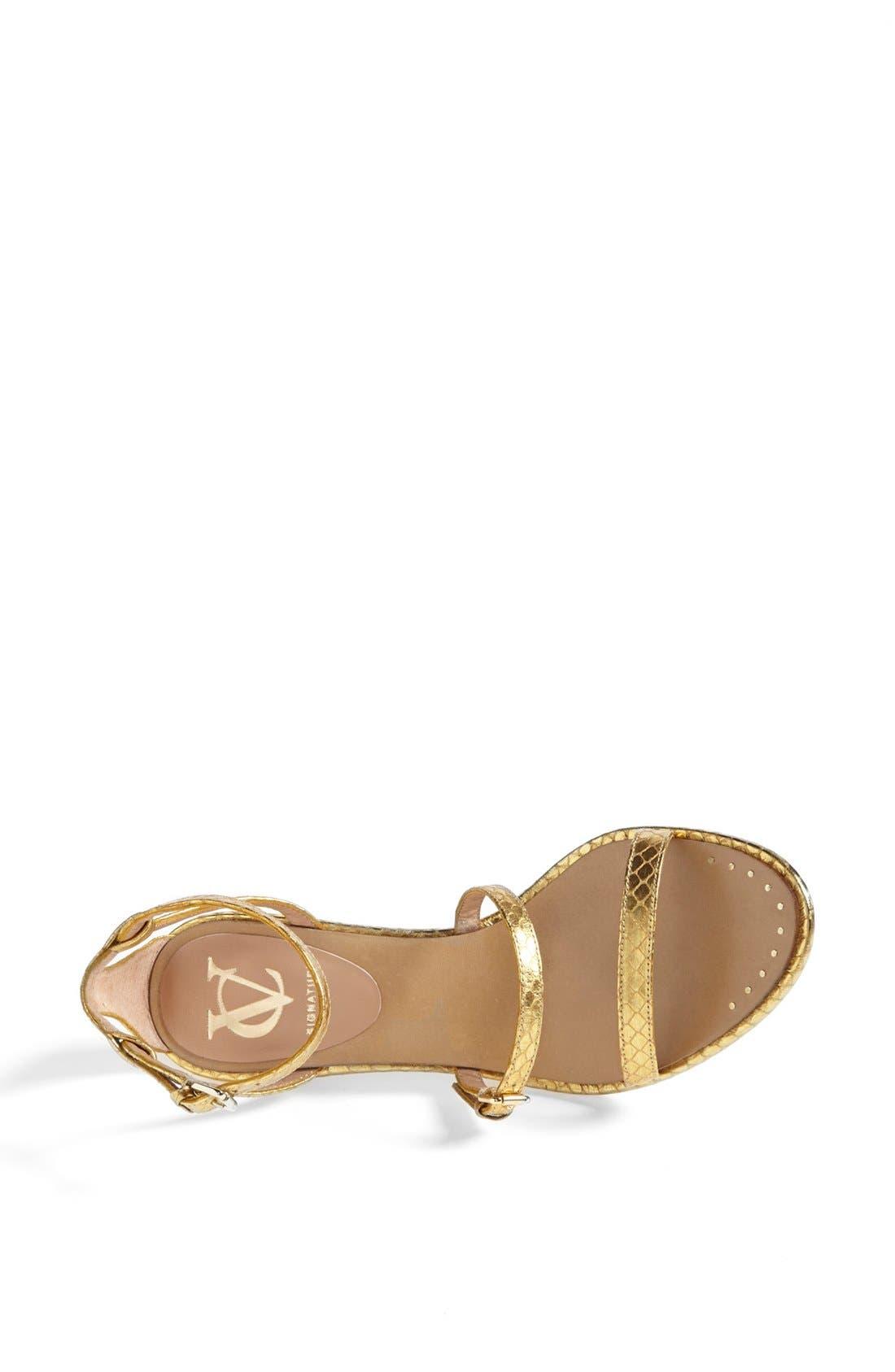 Alternate Image 4  - VC Signature 'Hilarie' Sandal