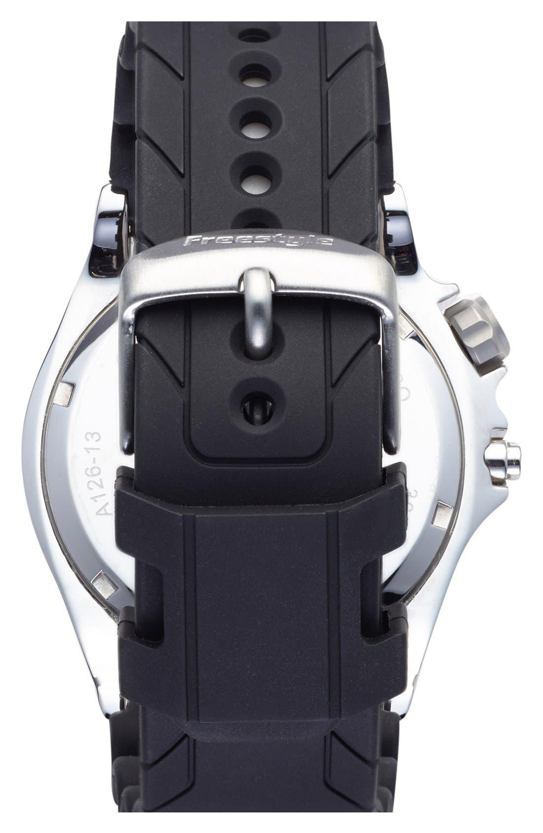 Alternate Image 2  - Freestyle 'Hammerhead' Dive Watch, 45mm