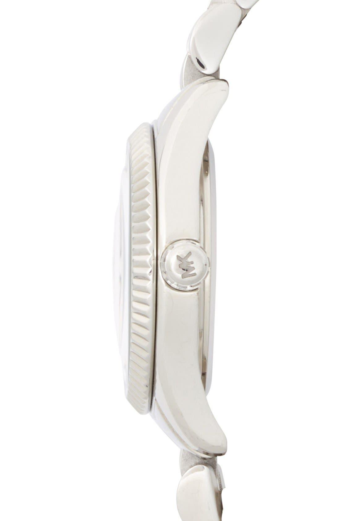 Alternate Image 3  - Michael Kors 'Mini Camille' Bracelet Watch, 33mm