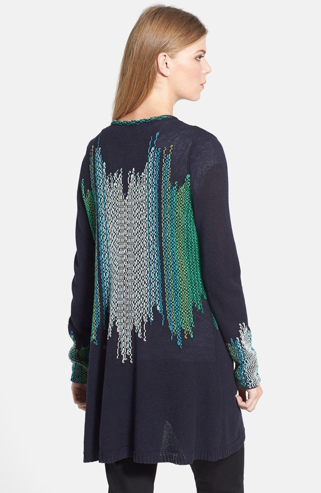 Alternate Image 2  - NIC+ZOE 'Color Weave' Cardigan