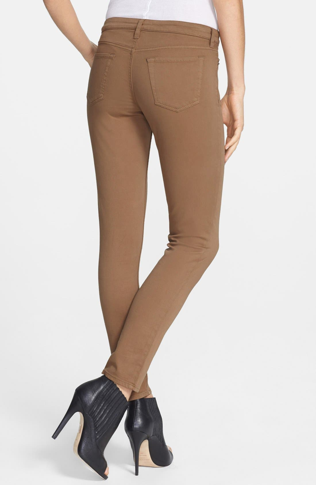 Alternate Image 2  - Theory 'Billy W.' Ankle Stretch Skinny Jeans