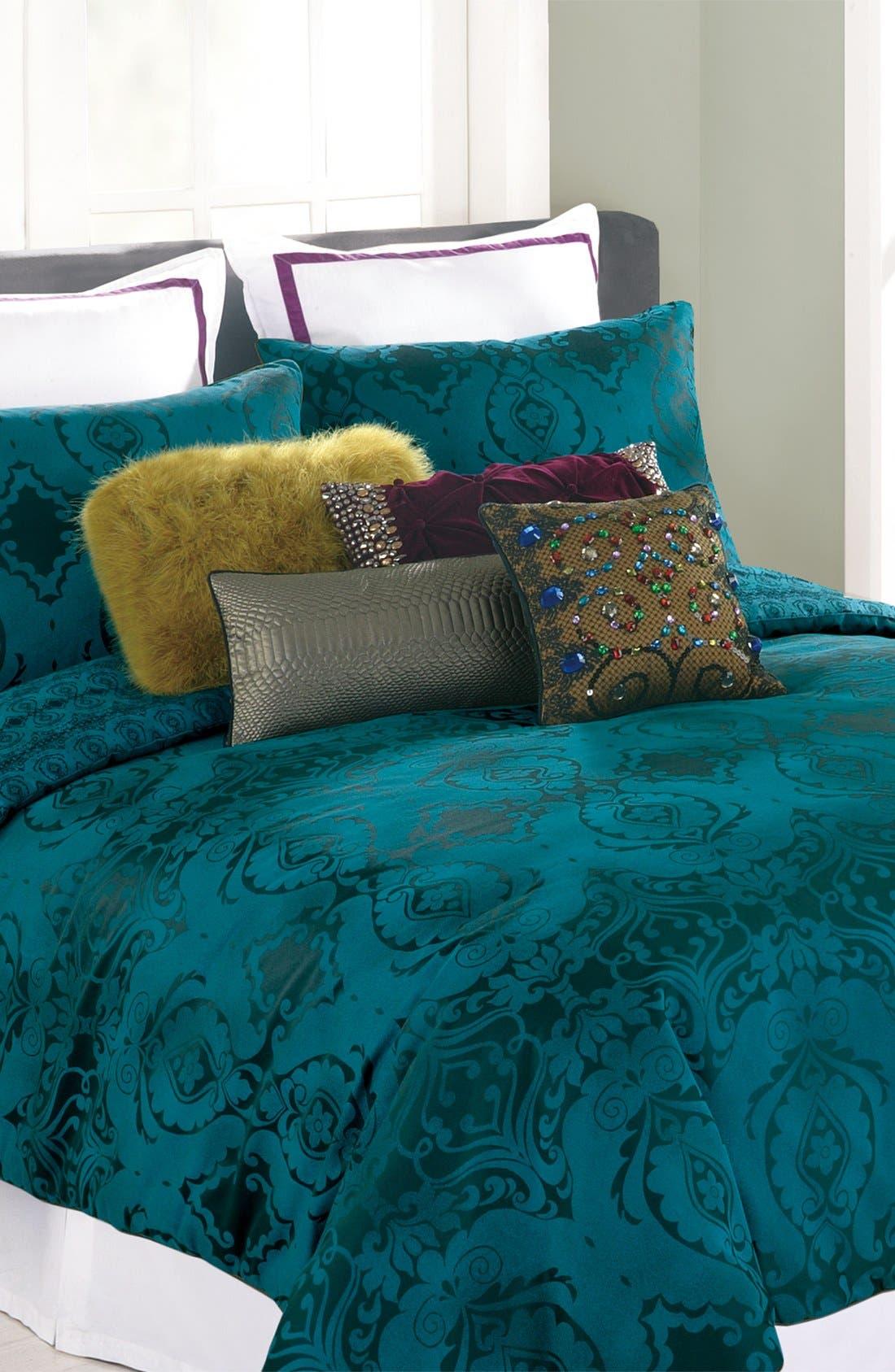 Main Image - Nanette Lepore Villa 'Baroque' Comforter & Shams