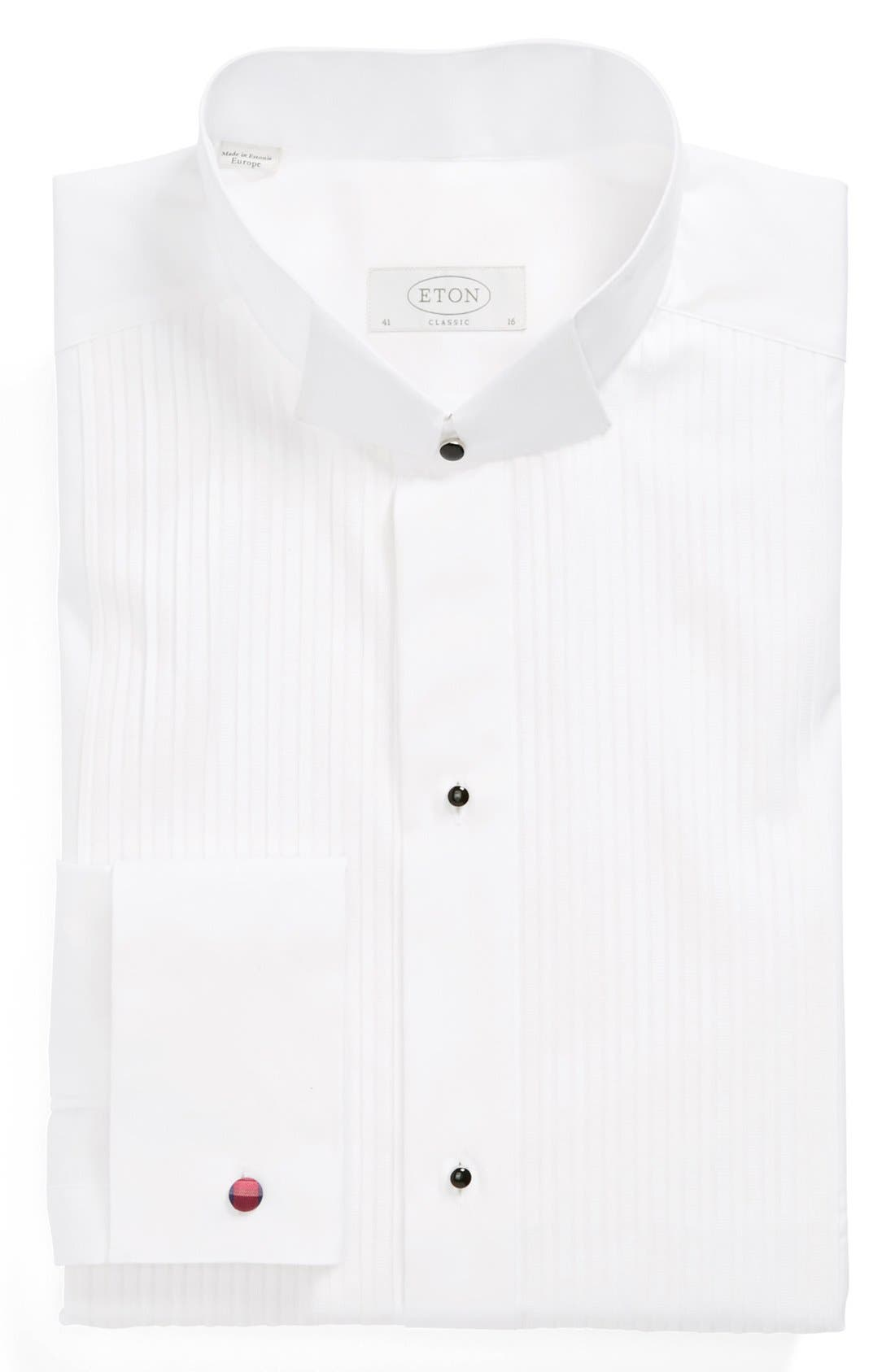 Main Image - Eton Classic Fit Dress Shirt