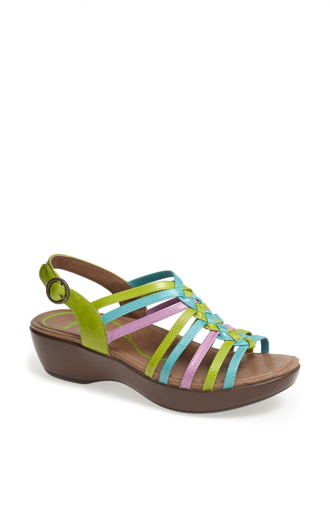 Alternate Image 1 Selected - Dansko 'Dana' Sandal