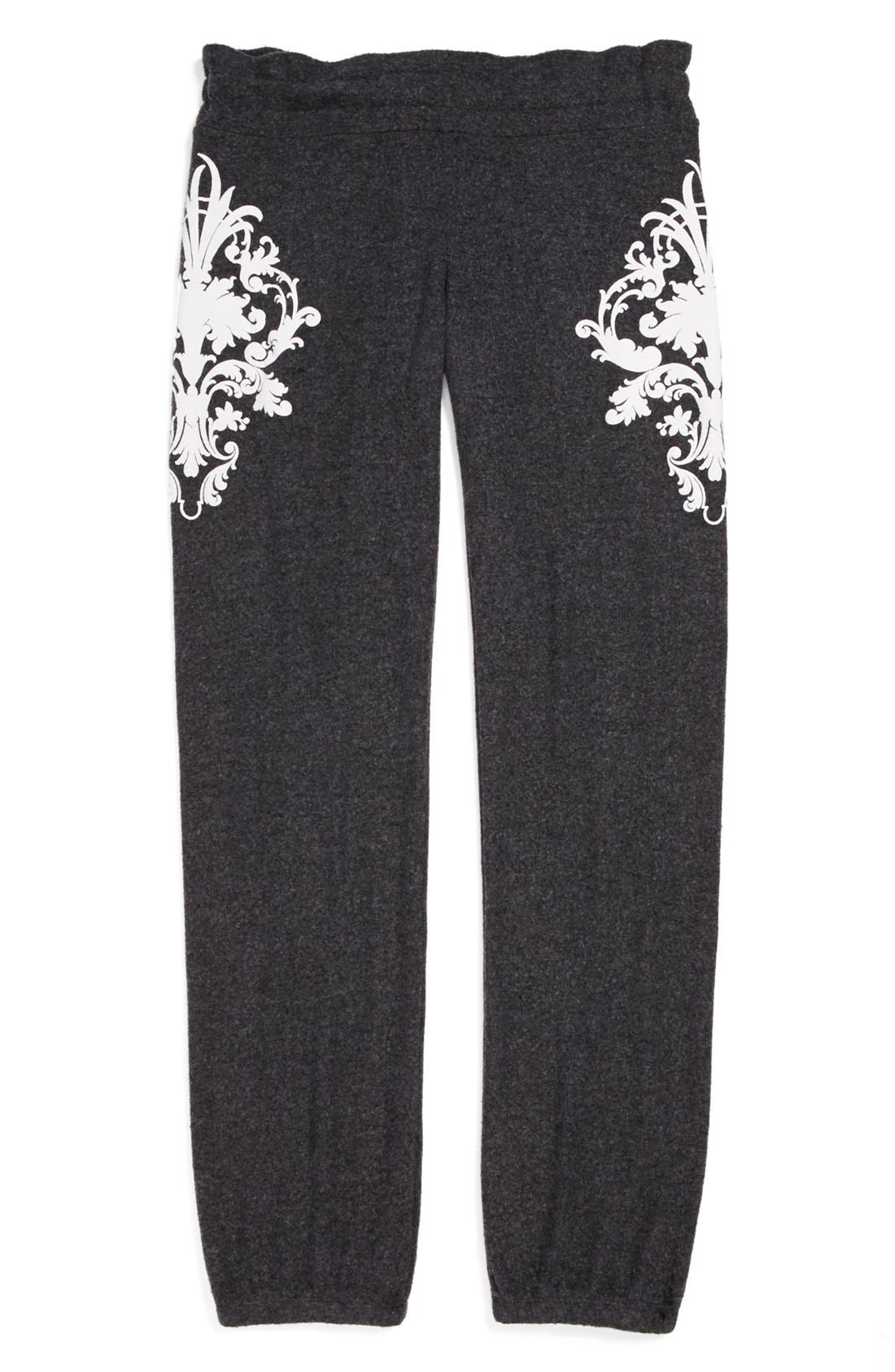 Alternate Image 1 Selected - Wildfox 'Summer Night' Pants (Big Girls)