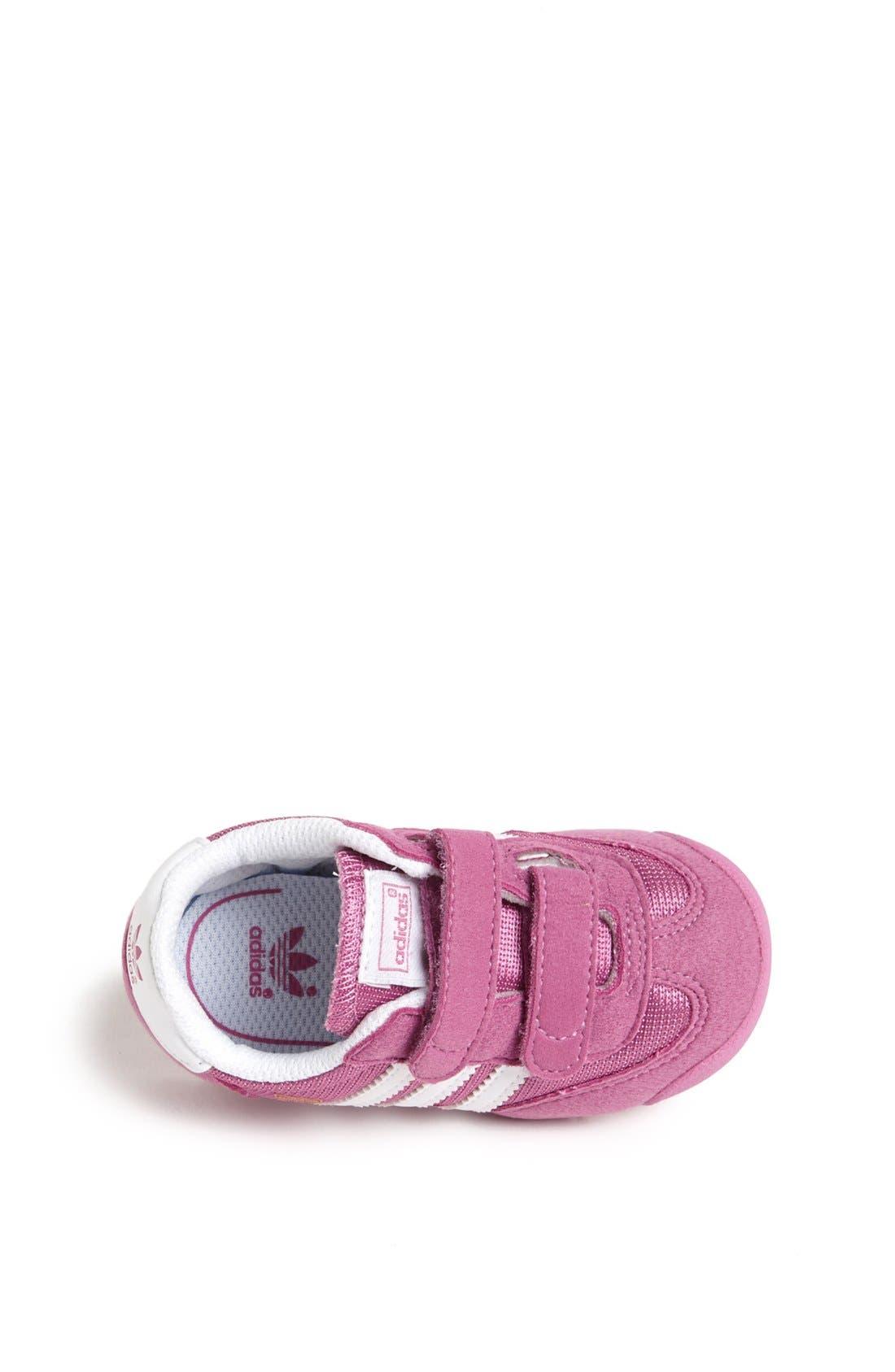 Alternate Image 3  - adidas 'Dragon' Sneaker (Baby, Walker & Toddler)