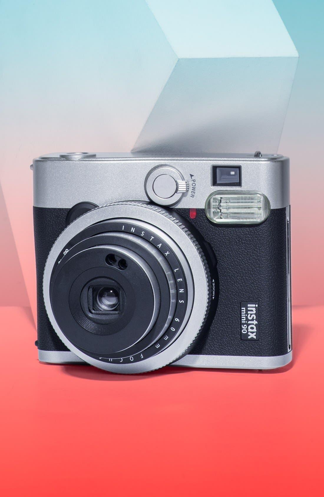 Alternate Image 1 Selected - Fujifilm 'instax mini 90 Neo Classic' Instant Film Camera