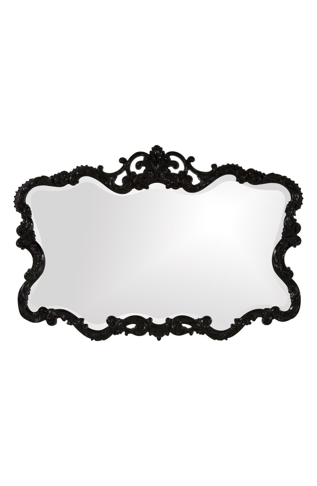 Alternate Image 1 Selected - Howard Elliott Collection 'Talida' Glossy Frame Mirror