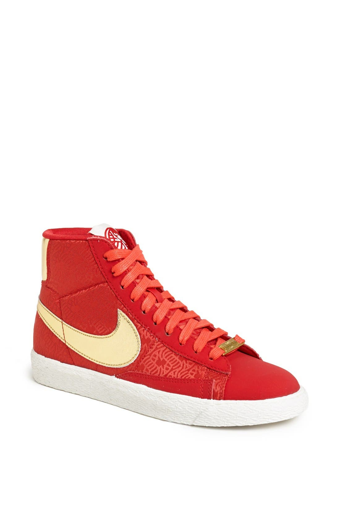Main Image - Nike 'Blazer Mid - Year of the Horse' Sneaker (Women)