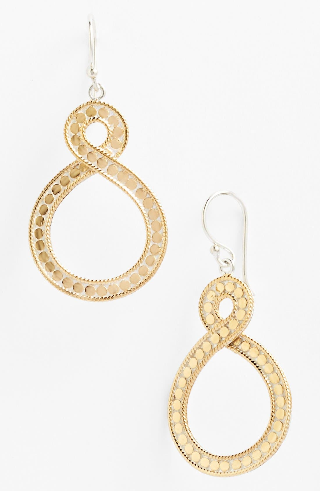 Alternate Image 1 Selected - Anna Beck 'Timor' Twist Drop Earrings