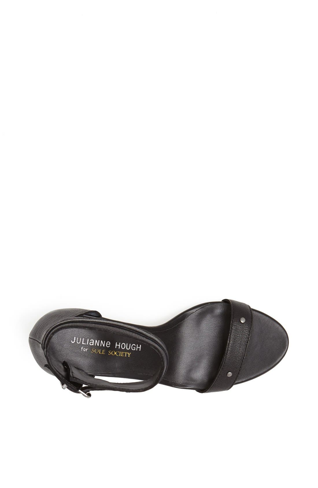 Alternate Image 3  - Julianne Hough for Sole Society 'Rochelle' Sandal
