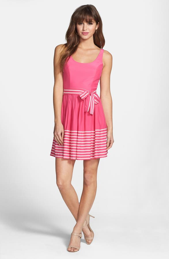 Amanda Uprichard \'Café\' Silk Dress | Nordstrom