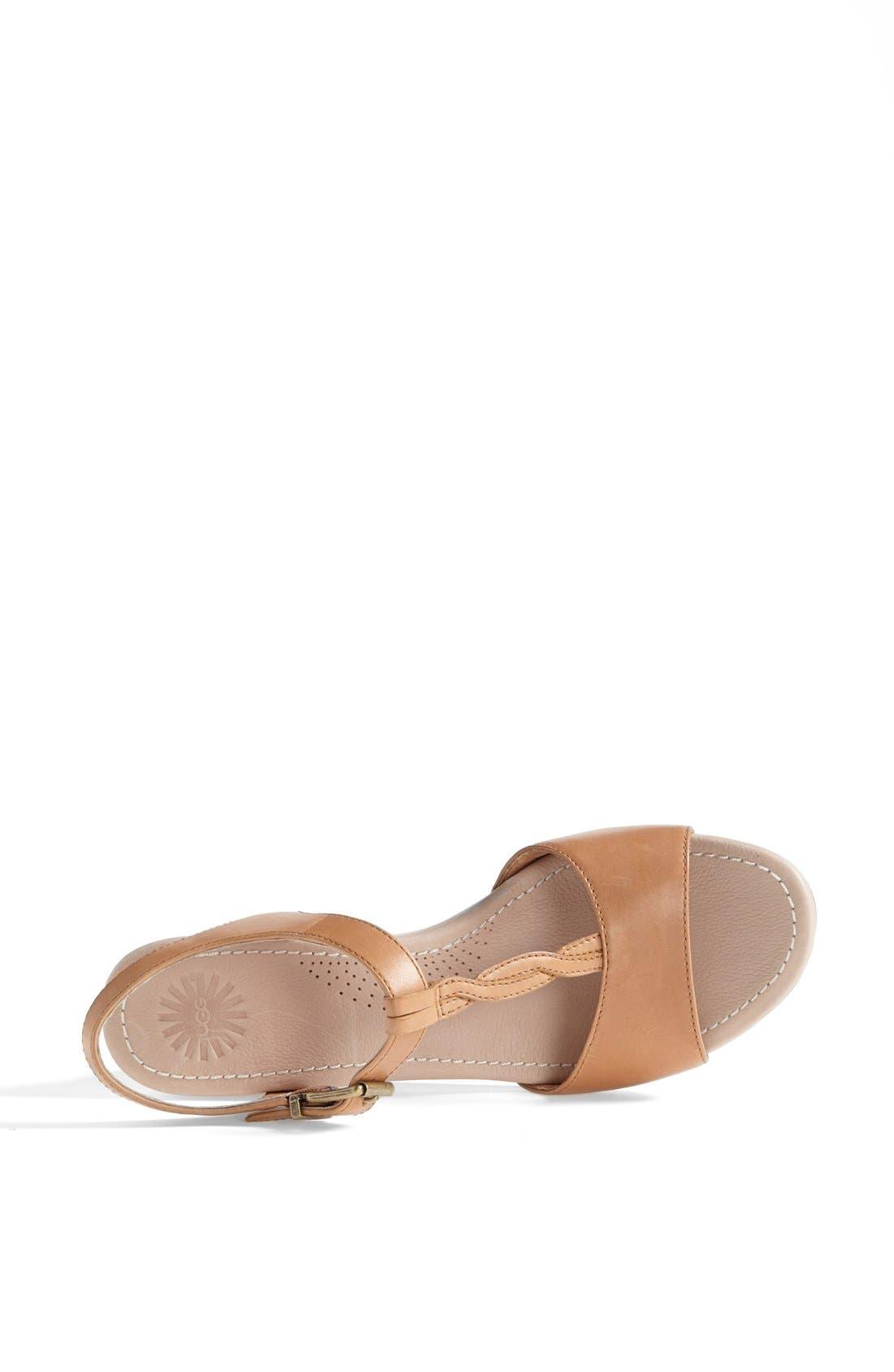 Alternate Image 3  - UGG® Australia 'Arika' Sandal