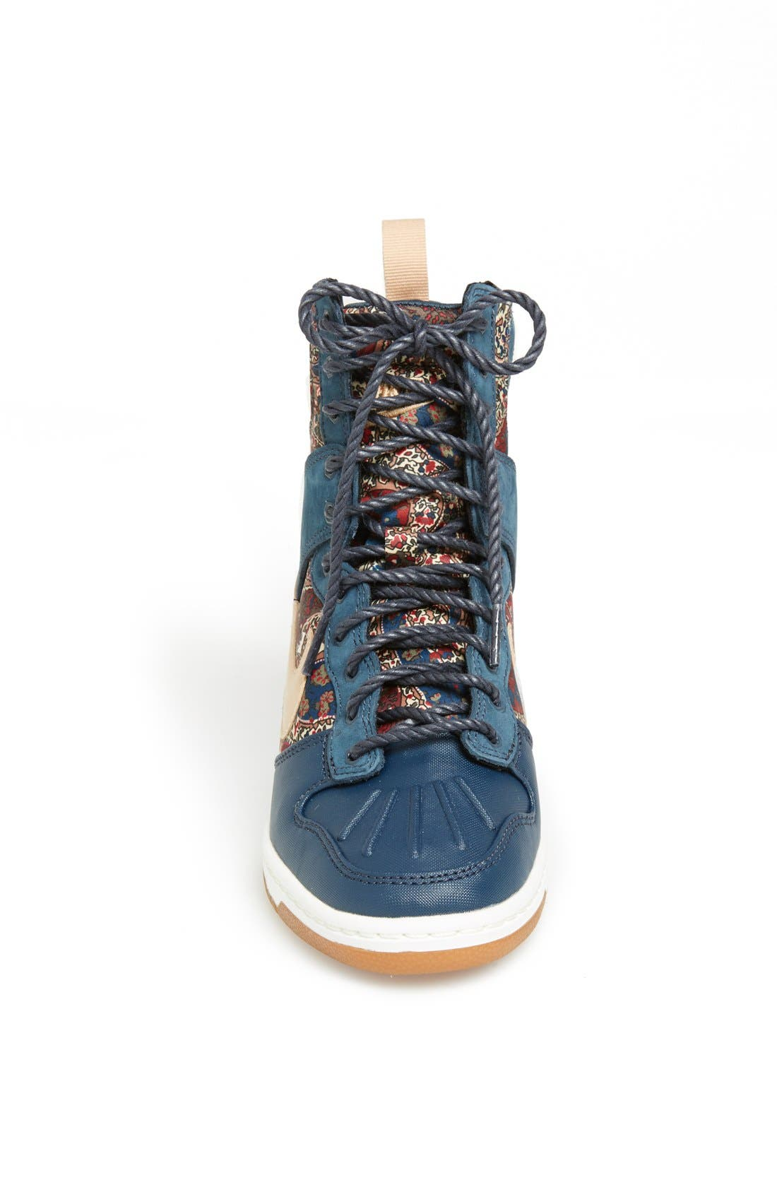 Alternate Image 3  - Nike 'Dunk Sky Hi Liberty' Wedge Sneaker (Women)
