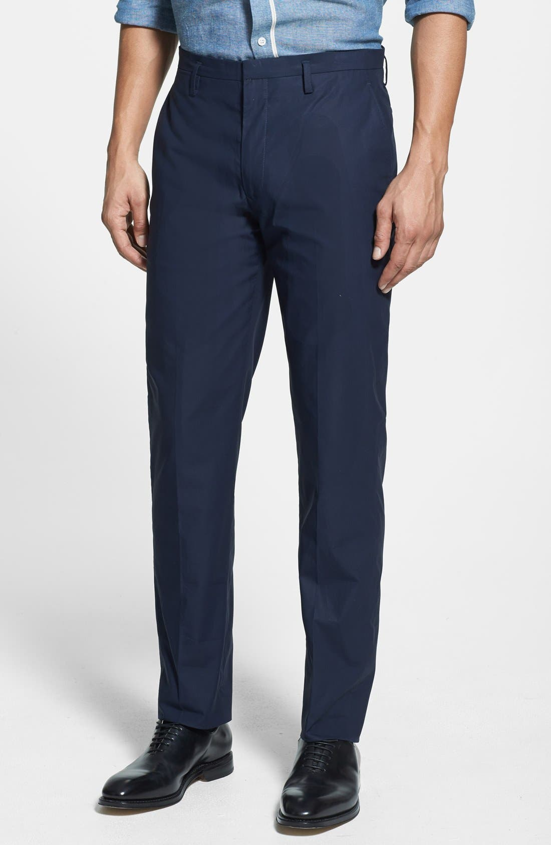 Alternate Image 1 Selected - MARC BY MARC JACOBS 'Harvey' Straight Leg Pants