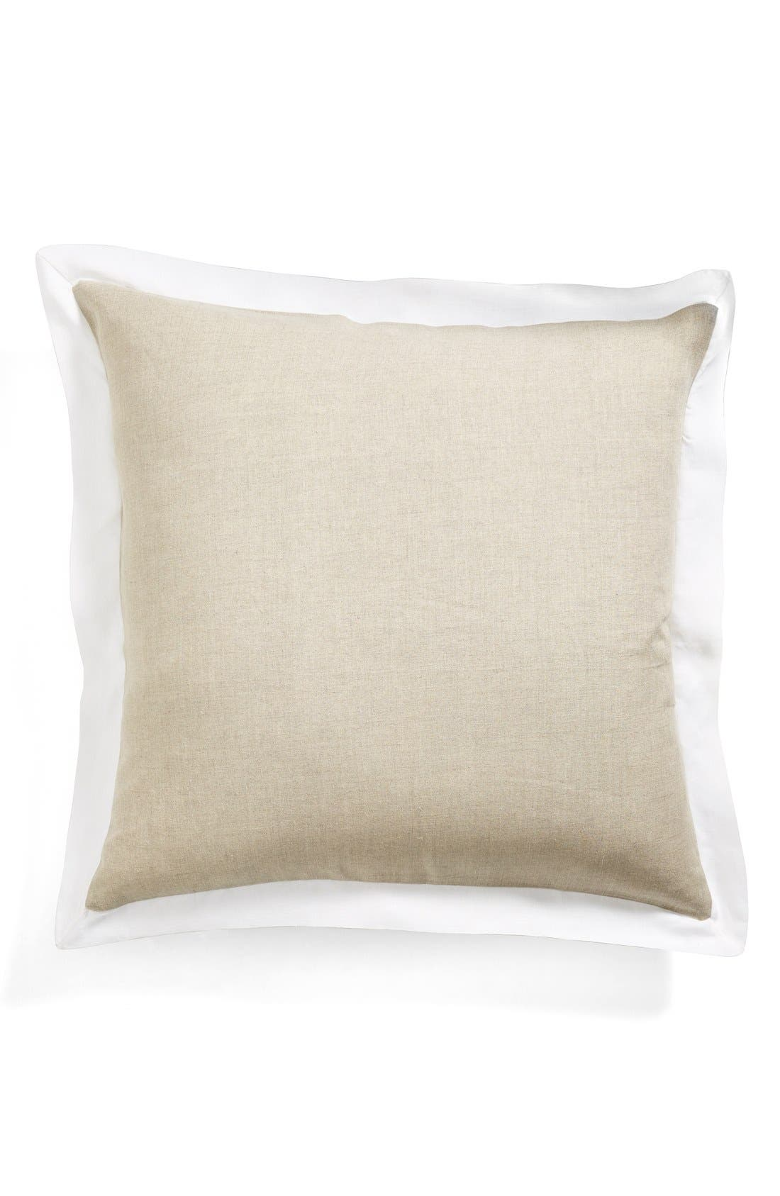Alternate Image 1 Selected - Amity Home 'Benedetto' Linen Euro Sham