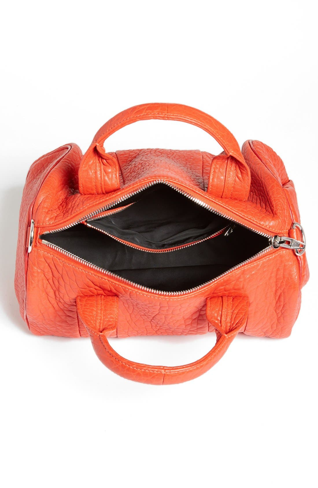 Alternate Image 2  - Alexander Wang 'Rocco - Dumbo Nickel' Lambskin Leather Satchel