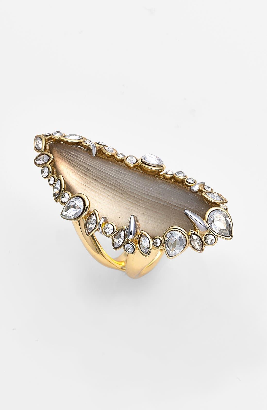 Main Image - Alexis Bittar 'Lucite® - Jardin Mystère' Statement Ring