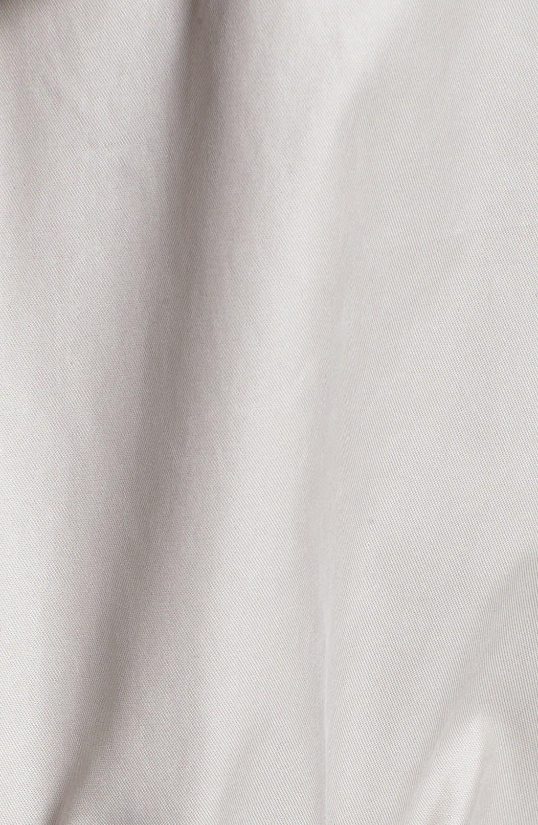 Alternate Image 3  - BCBGeneration Roll Sleeve Slouchy Anorak