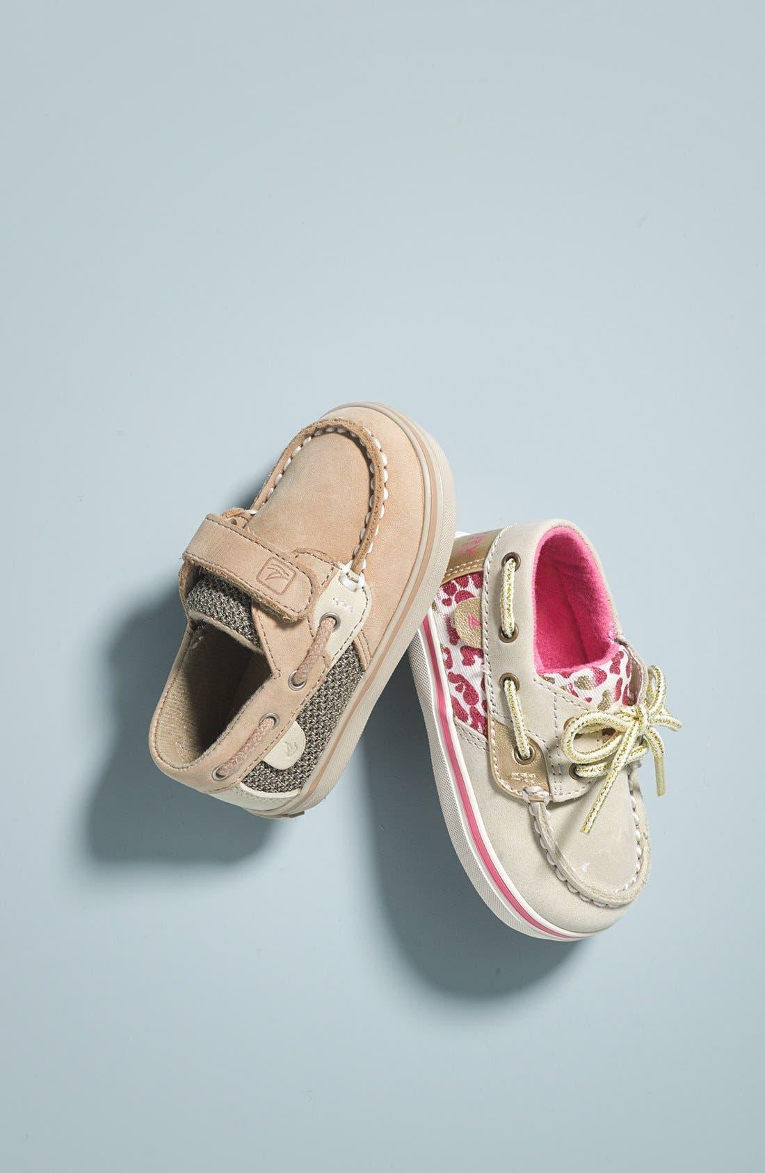 Alternate Image 5  - Sperry Kids 'Bluefish' Boat Shoe (Baby)