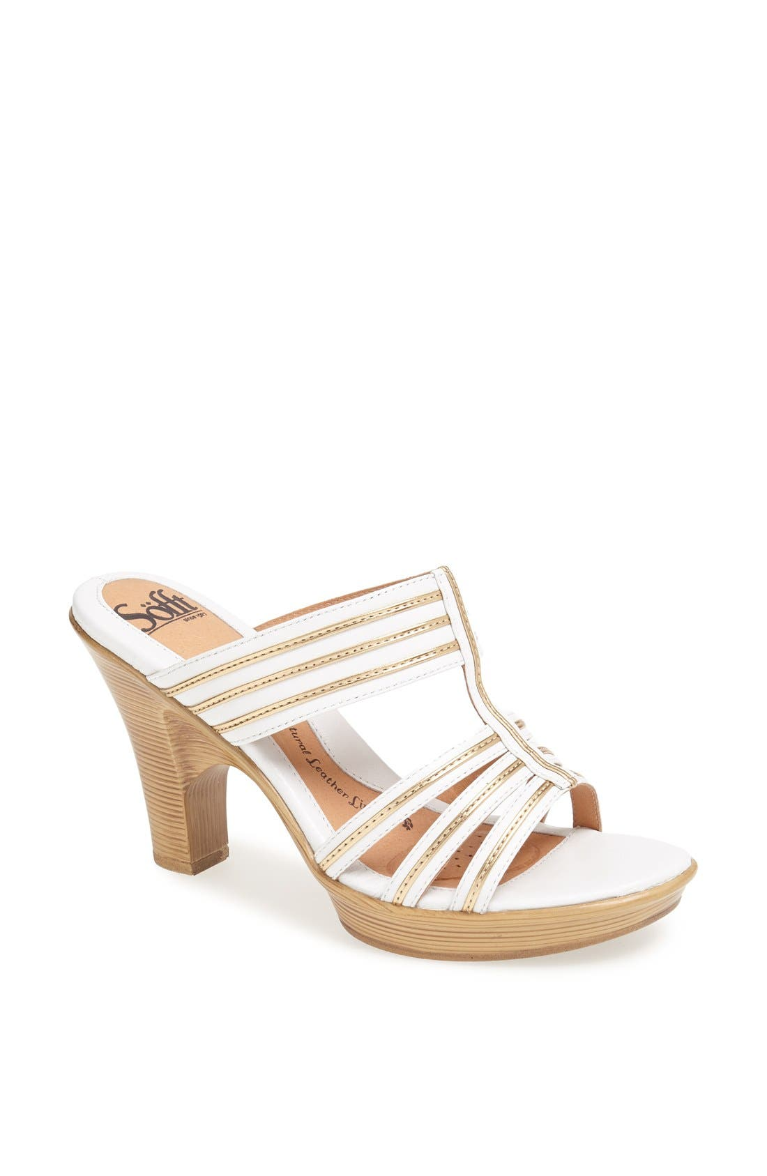 Alternate Image 1 Selected - Söfft 'Perla' Sandal