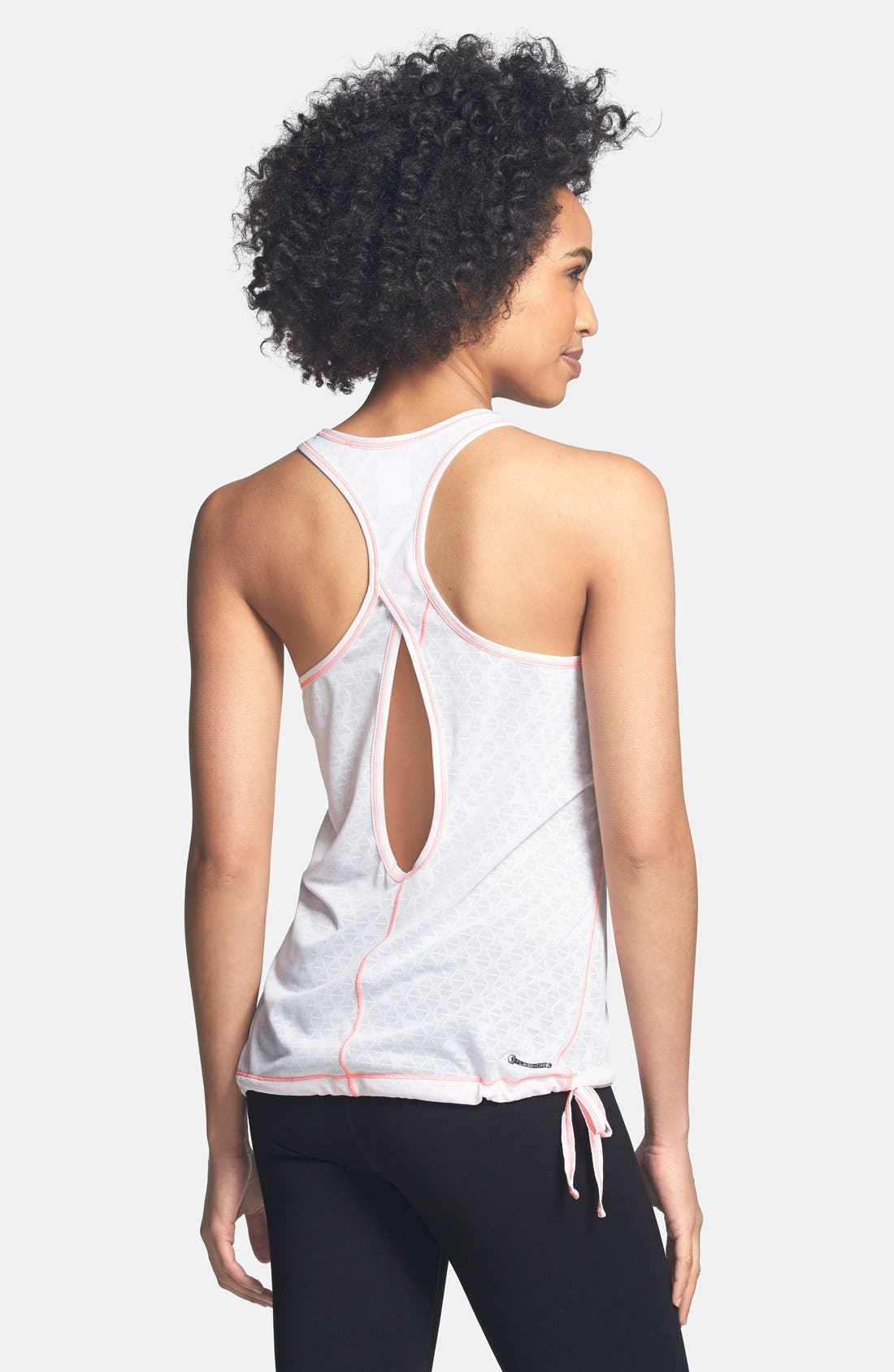 Alternate Image 2  - The North Face 'Eat My Dust' Mesh Racerback Tank
