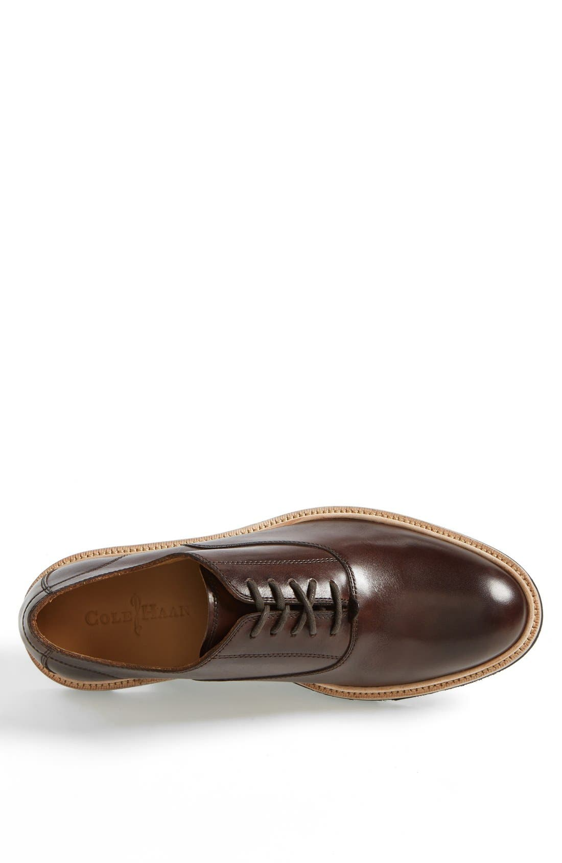 Alternate Image 3  - Cole Haan 'Christy' Wedge Sole Oxford (Men)