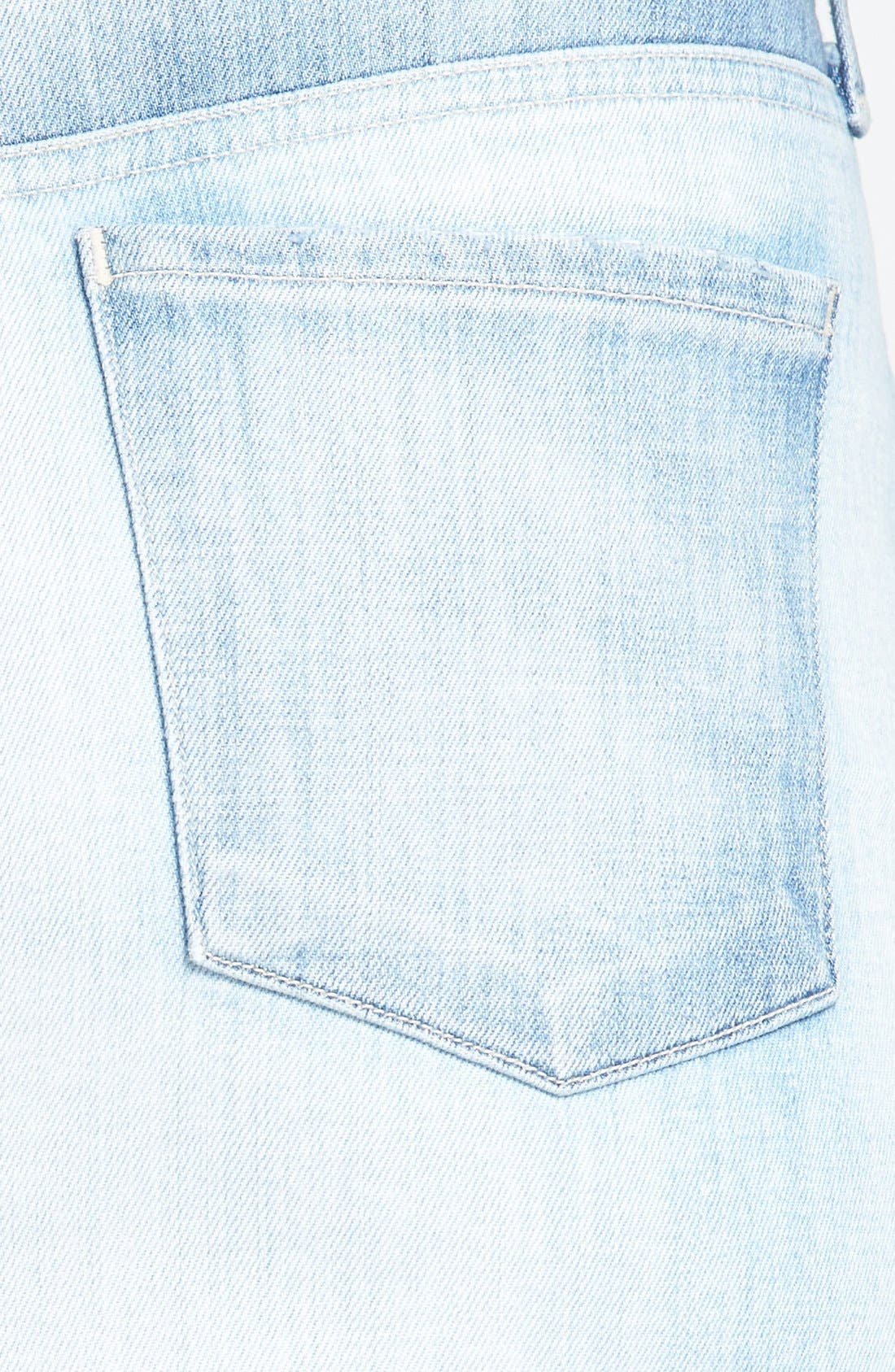 Alternate Image 3  - Citizens of Humanity 'Premium Vintage' Denim Pencil Skirt