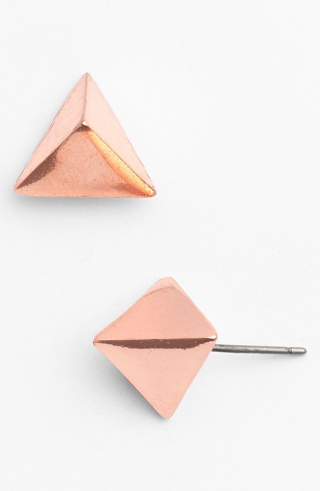 Alternate Image 1 Selected - Jules Smith 'Lumin' Stud Earrings