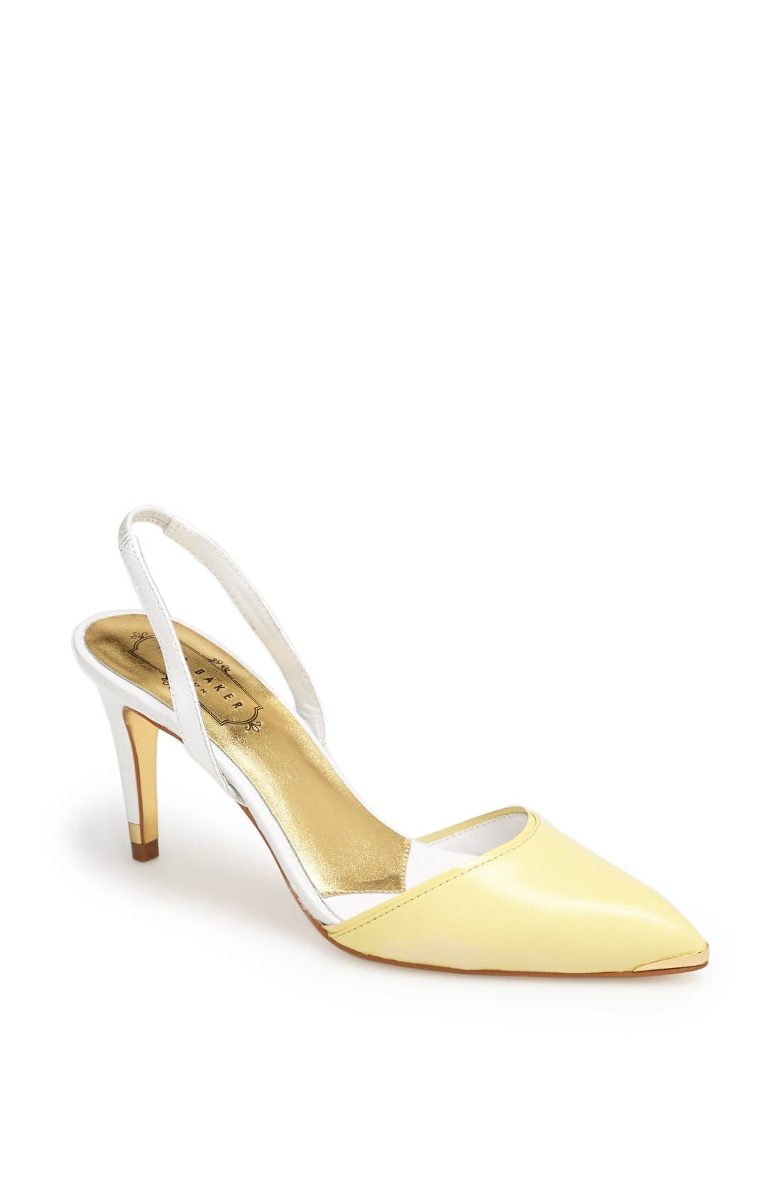 Alternate Image 1 Selected - Ted Baker London 'Caareen' Slingback Pump