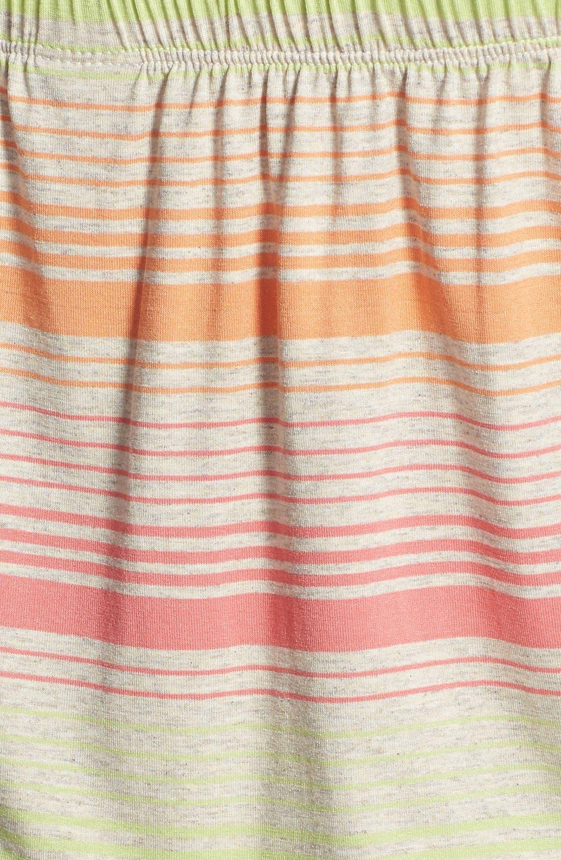 Alternate Image 3  - Lucky Brand Swimwear 'Neutral Territory' Strapless Cover-Up Romper