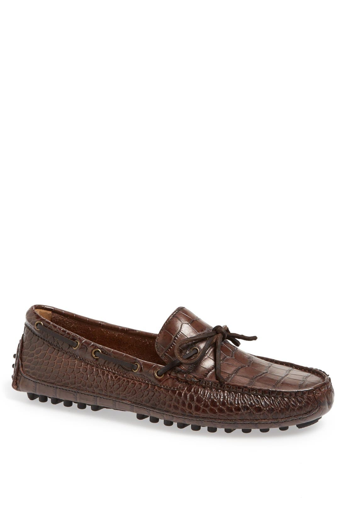 Alternate Image 1 Selected - Cole Haan 'Grant Canoe Camp' Driving Moccasin (Men)