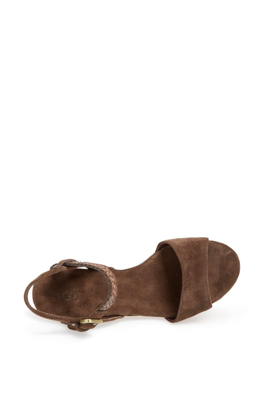 Alternate Image 3  - UGG® Australia 'D'Alessio' Sandal