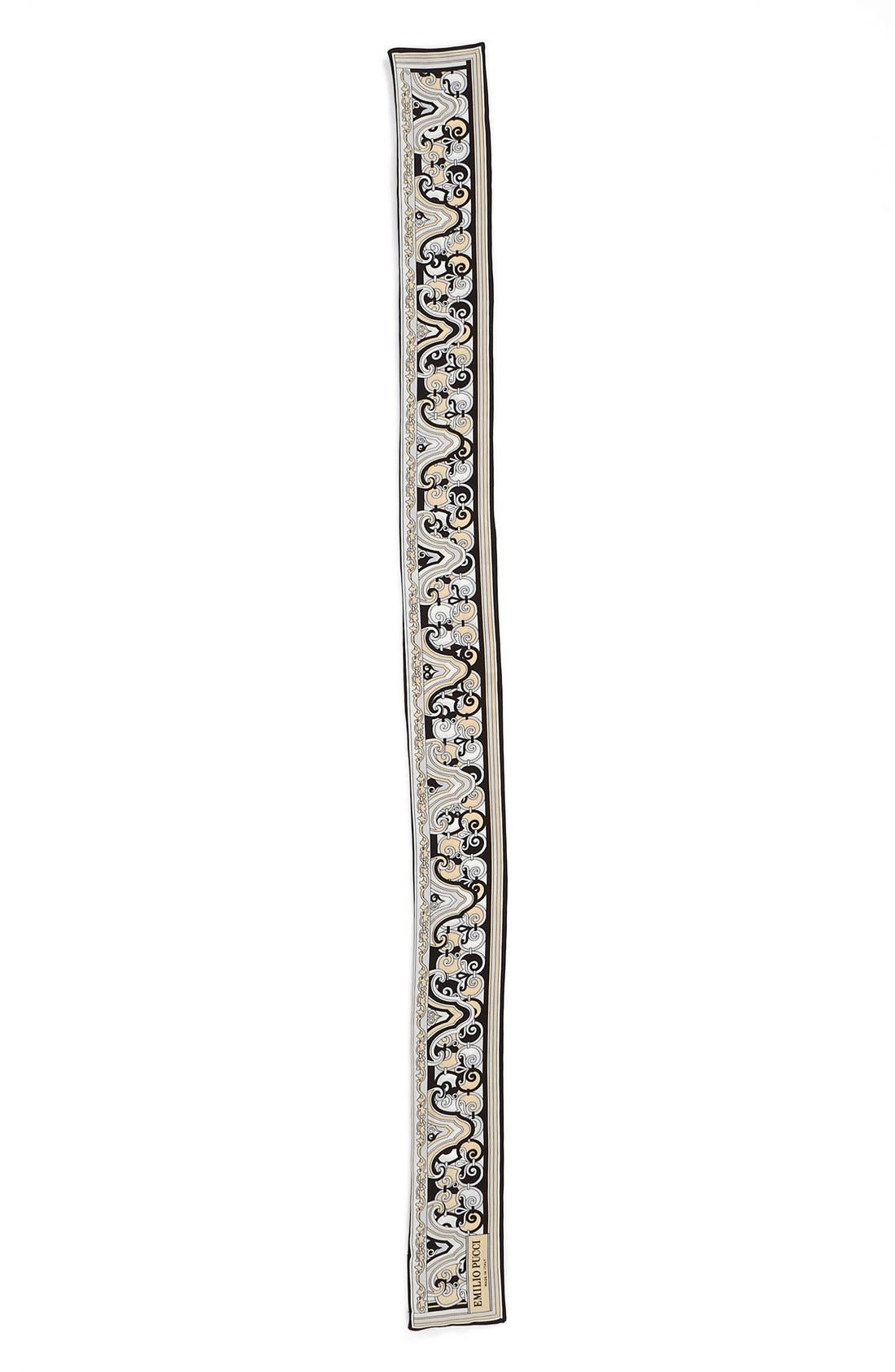 Alternate Image 3  - Emilio Pucci 'Pavimento' Silk Head Wrap