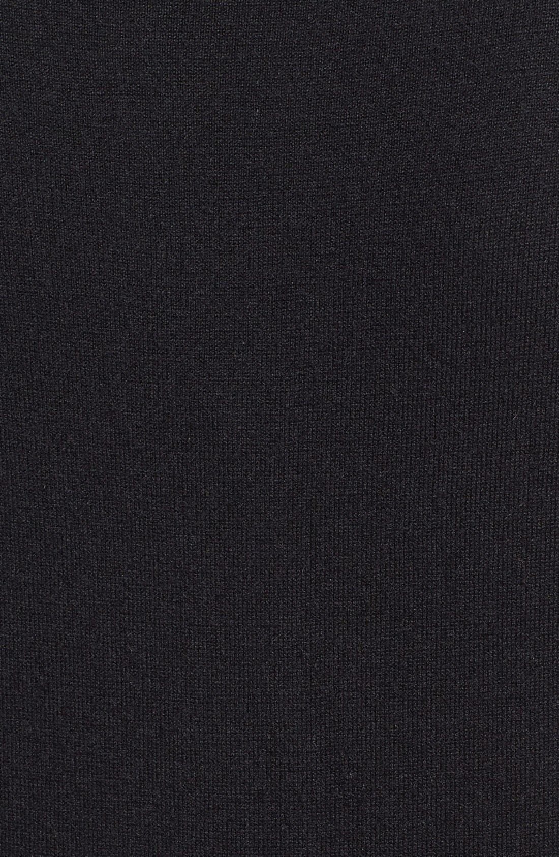 Alternate Image 3  - Halogen® Stripe Raglan Sleeve Sweater (Regular & Petite)