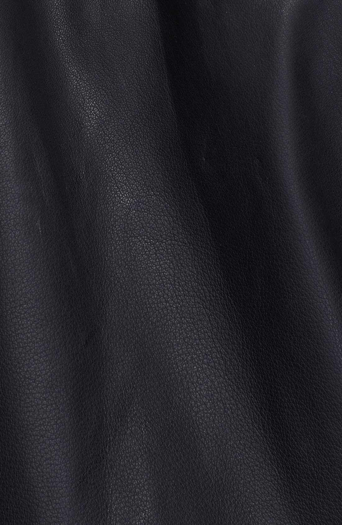 Alternate Image 3  - Elizabeth and James 'Erwan' Leather Jacket