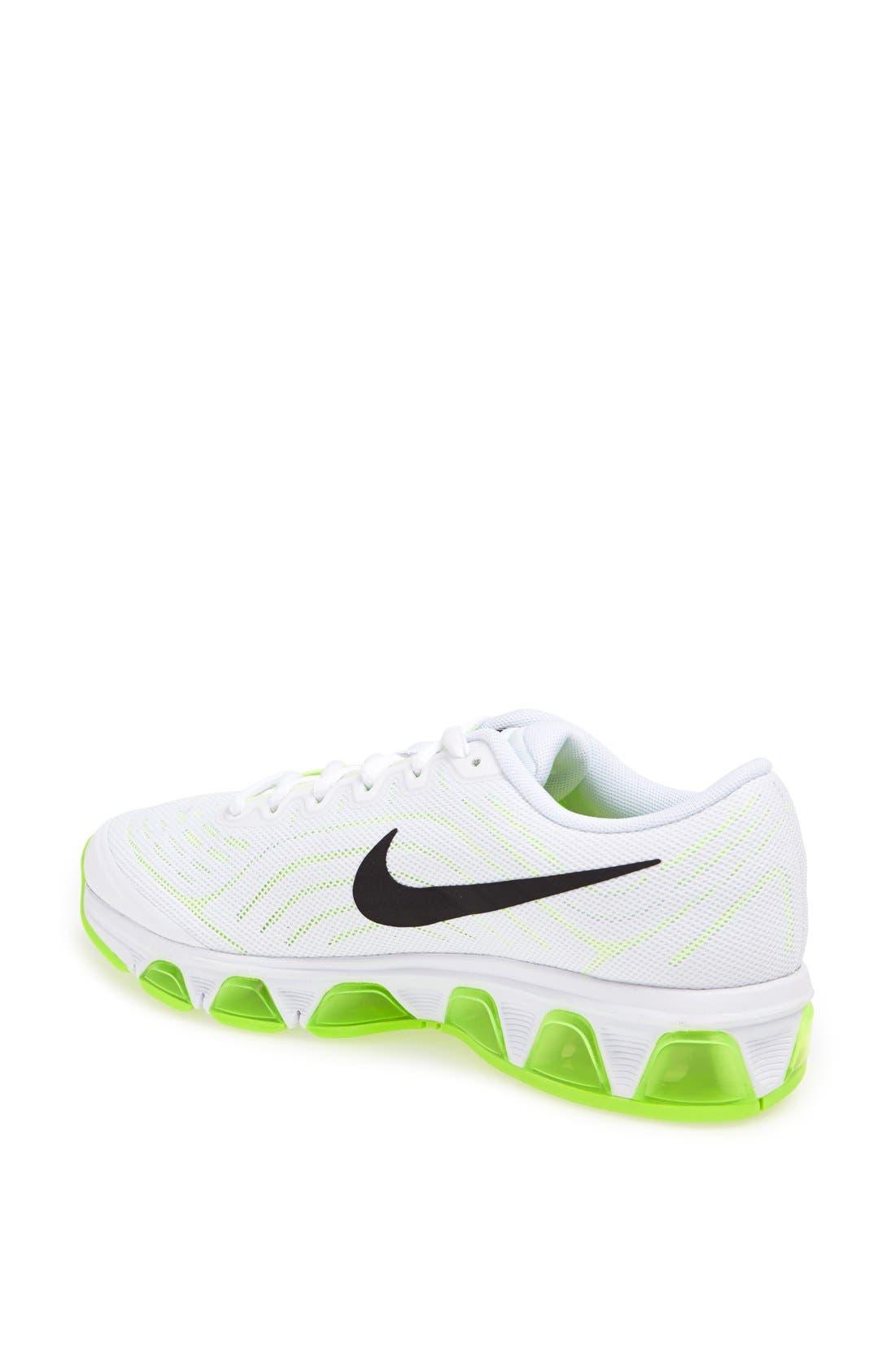 Alternate Image 2  - Nike 'Air Max Tailwind 6' Running Shoe (Women)