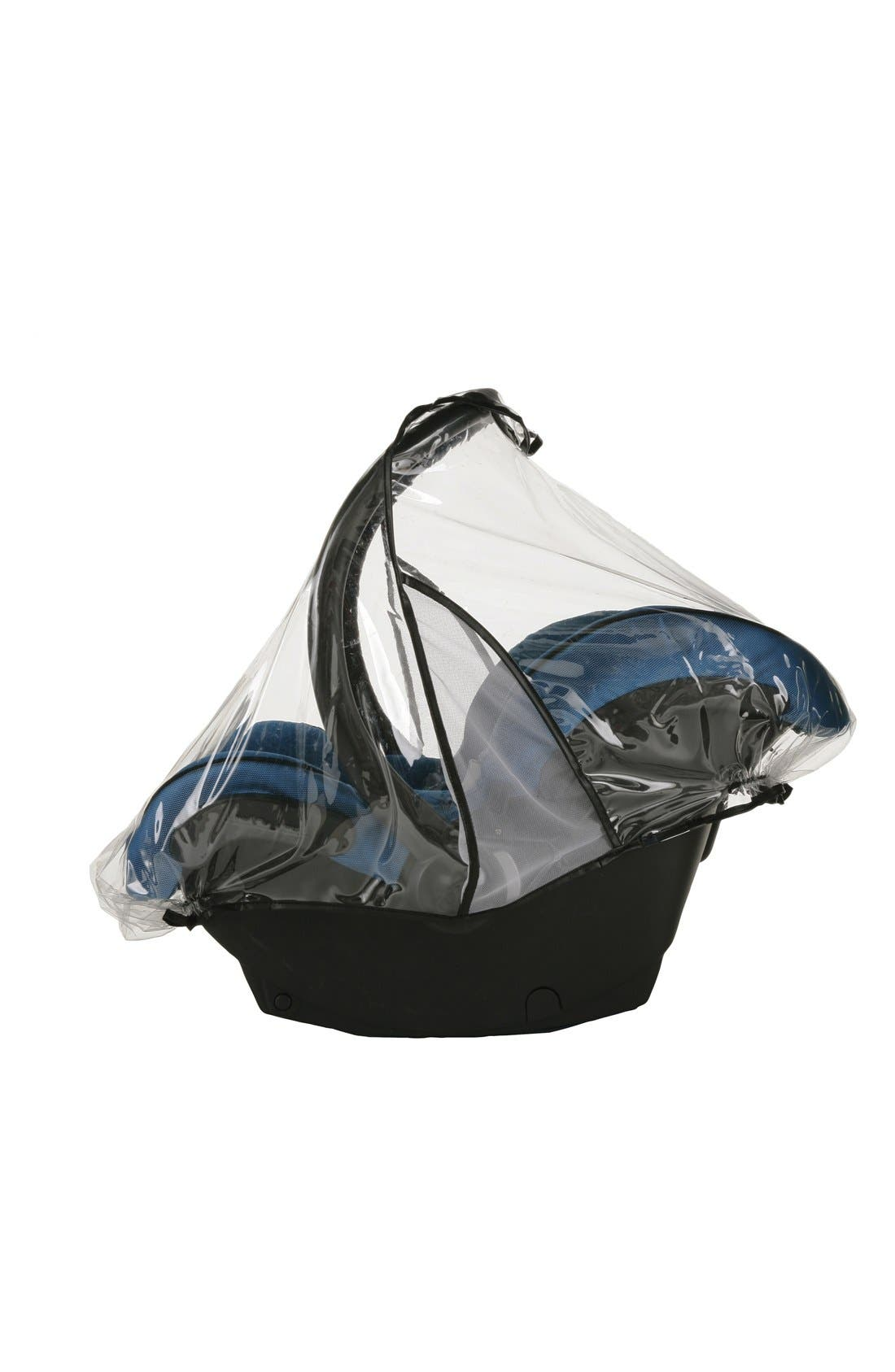 Car Seat Weathershield,                         Main,                         color, Clear