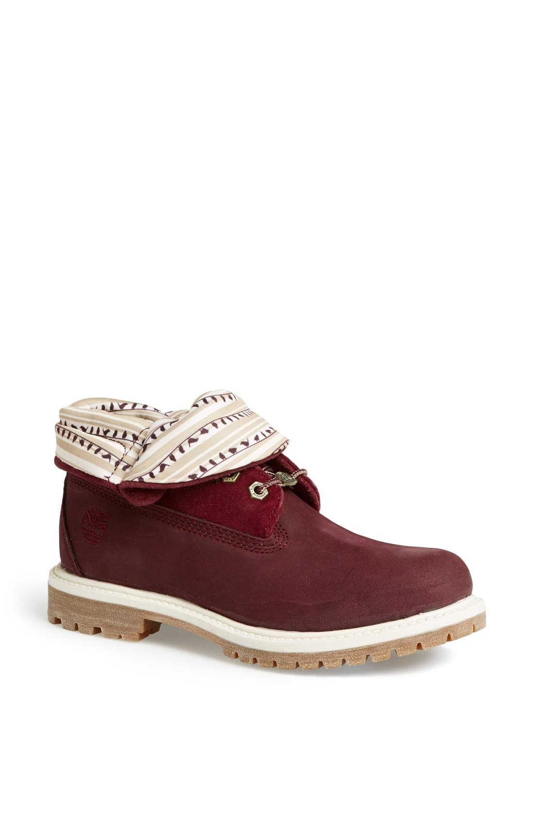 Main Image - Timberland 'Authentic' Roll Top Boot