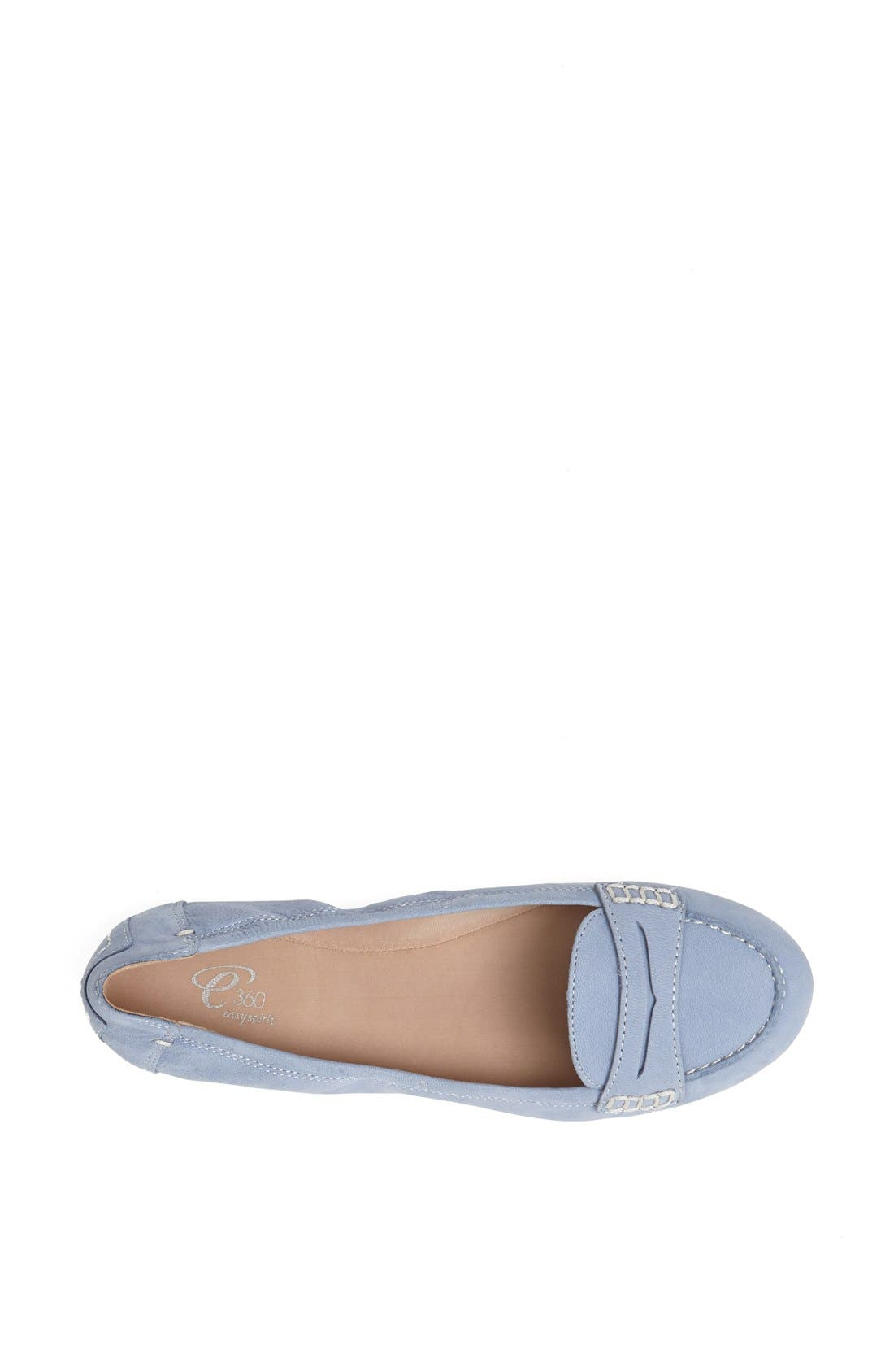 Alternate Image 3  - Easy Spirit 'e360 - Grotto' Leather Penny Loafer (Women)