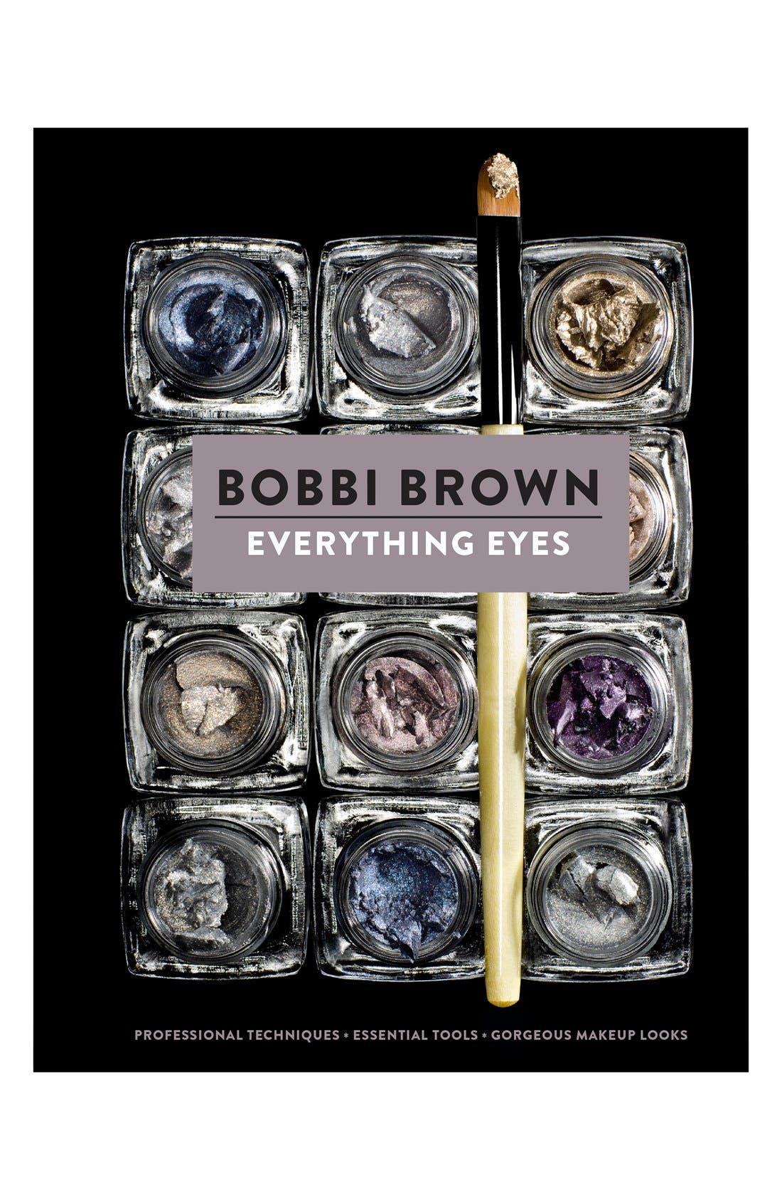 Bobbi Brown 'Everything Eyes' Book
