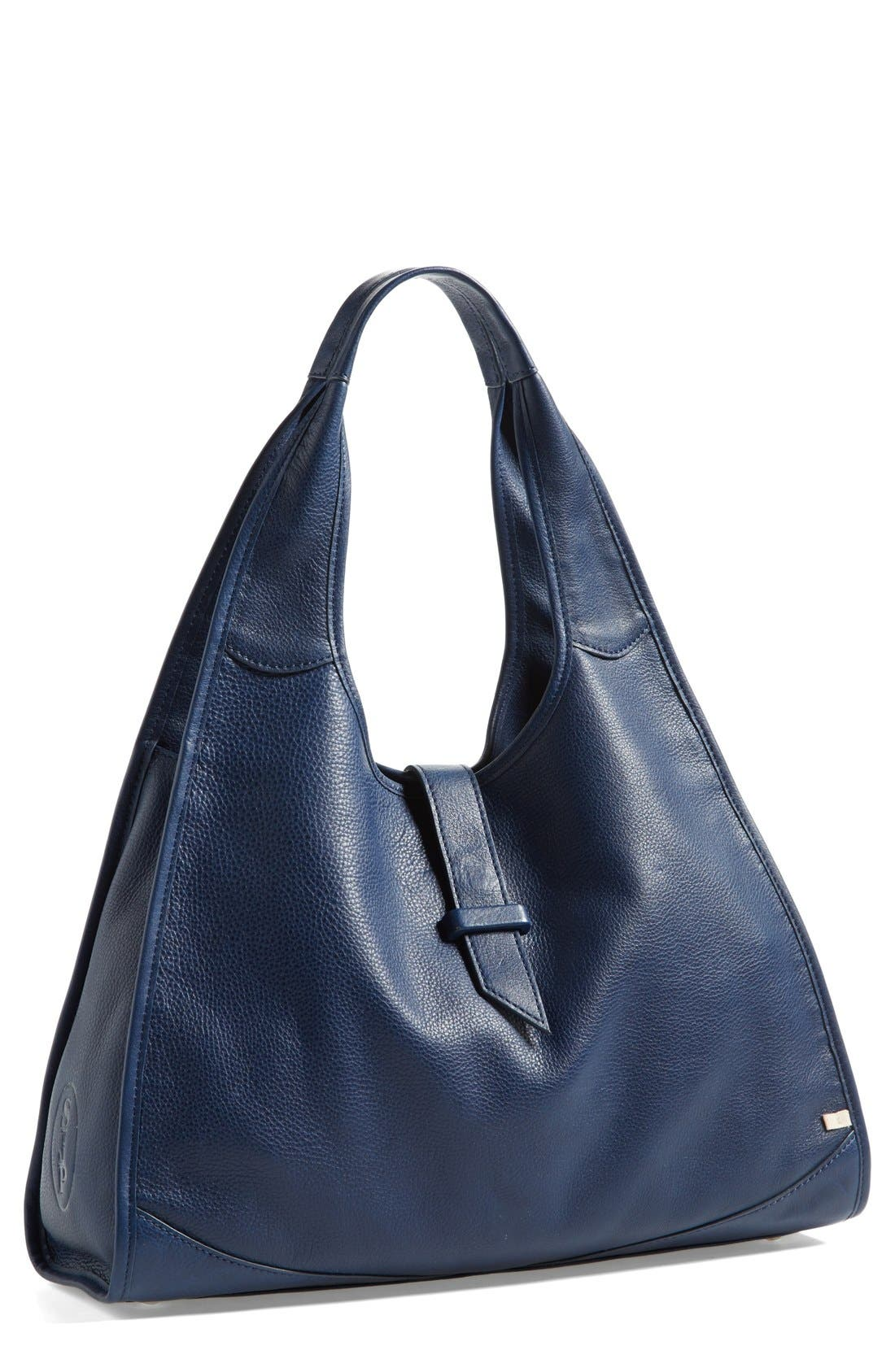Main Image - SJP by Sarah Jessica Parker 'New Yorker' Leather Hobo